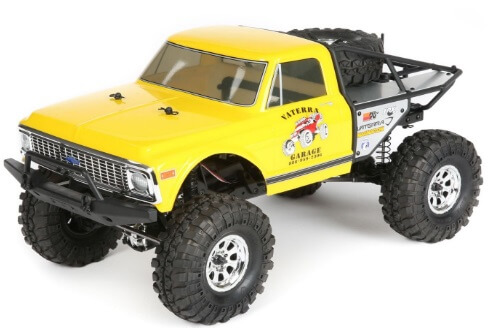 best rc rock crawler VATERRA Ascender