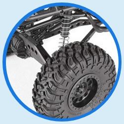 best rc trucks axial wraith specs