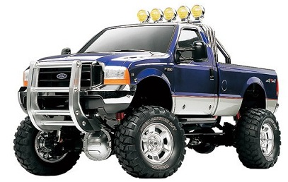 best rc trucks tamiya ford f350
