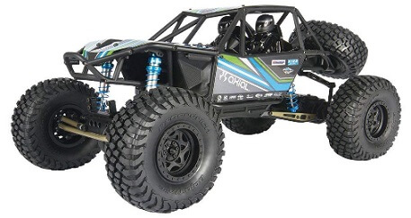 rc trucks kits to build axial rr10 bomber