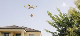 Wings, Google's Drone Delivery Service, Takes Flight In Australia