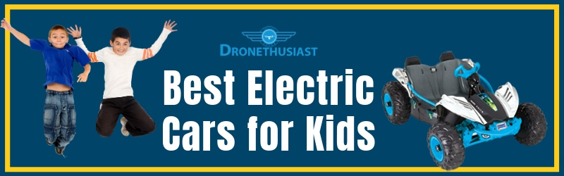 Best Electric Cars for Kids dronethusiast