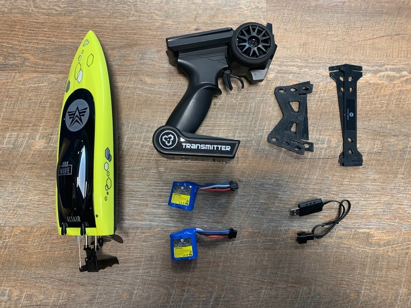 aa wave rc boat review