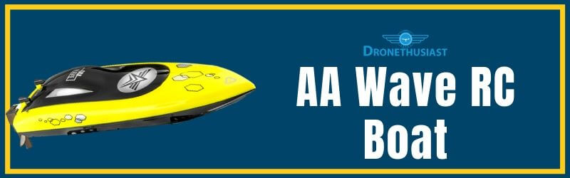 aa wave rc boat review dronethusiast
