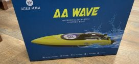 AA Wave RC Boat Review | Altair Aerial's New RC Product