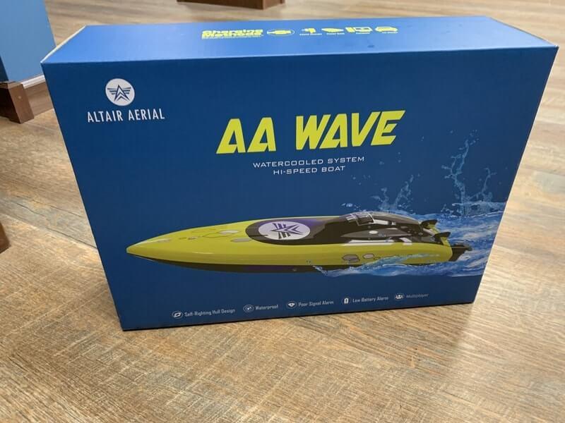 aa wave rc boats