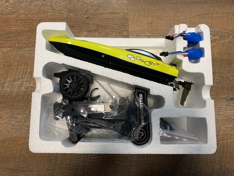 aa wave rc boats