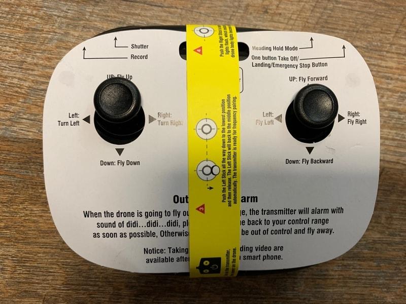 aa200 drone controller