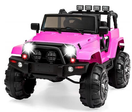 best electric cars for kids power wheels jeep wrangler