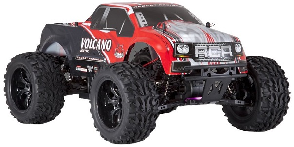 best rc monster truck redcat racing electric volcano