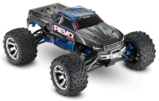 best rc monster truck traxxas revo