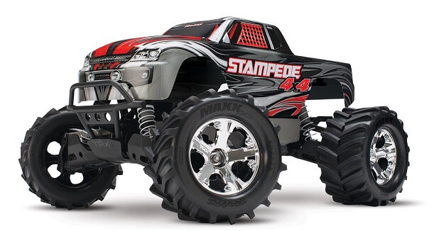 best rc monster truck traxxas stampede