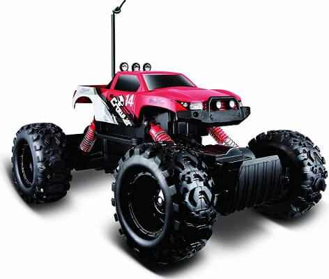 best rc truck for kids Maistro RC Rock Crawler