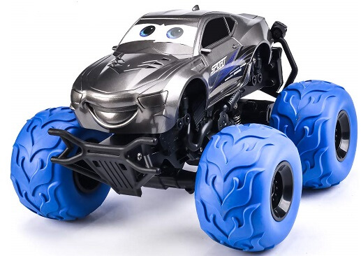 best rc truck for kids NDQ Dancing Stunt Monster Truck