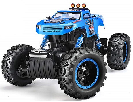 best rc truck for kids NQD Kids RC Monster Truck