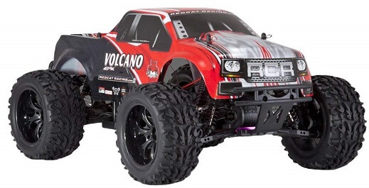best rc truck for kids Redcat Racing Electric Volcano