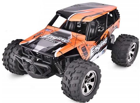 best rc truck for kids SIMREX A231 Challenger