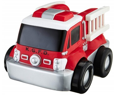 best rc truck for kids kid galaxy my first rc fire truck