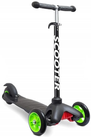 best scooter for kids Den Haven 3 Wheel Glider