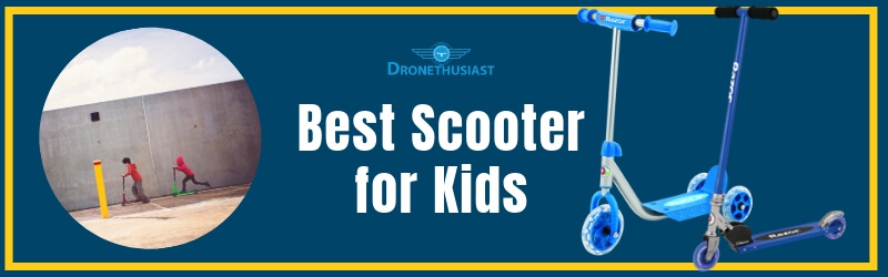 best scooter for kids dronethusiast