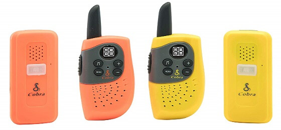 best walkie talkie for kids Cobra FS300-2 Family Safety