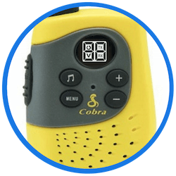 best walkie talkie for kids cobra fs300-2