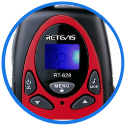 best walkie talkie for kids retevis rt628