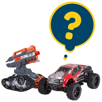 rc trucks for children faq
