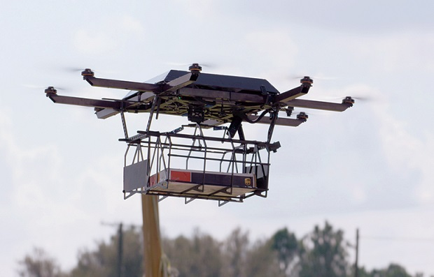 valqari mailbox drone delivery