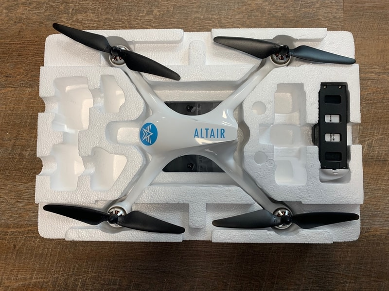 outlaw se gps drone