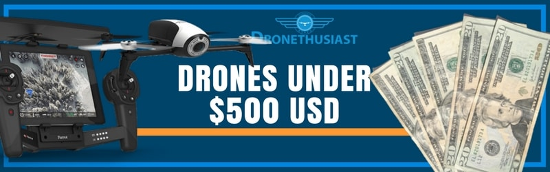 Best Drone Under 500 [Fall 2019] Top 16 Drones Under $500