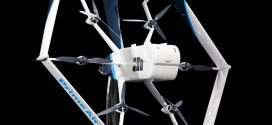 Amazon Reveals Latest Version of Prime Air Delivery Drone
