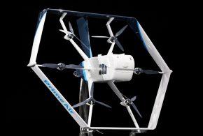 drone amazon prime air remars