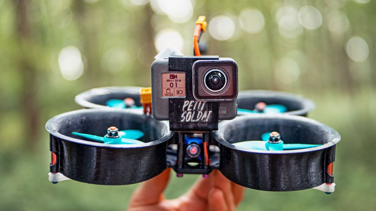 petit soldat racing drone fpv cinematic