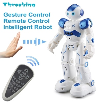 threeking_smart_robot best gift for kids