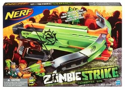 nerf_zombie_strike_crossfire_bow_blaster gift for kids