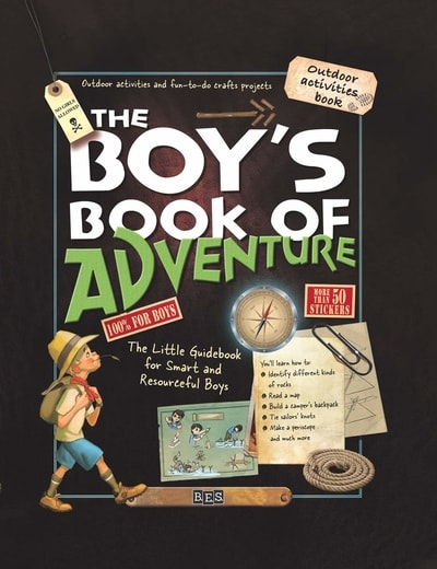 5_boys_book_of_adventure 10 year old gift
