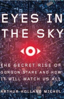 arthur holland michel eyes in the sky book