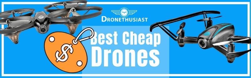 20 Best Cheap Drones [Under $199 - August 2019] Budget Drone