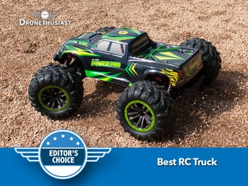 editor's choice best electric rc truck