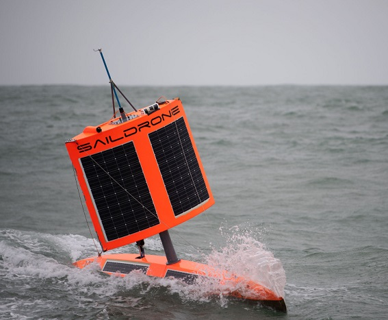 saildrone antarctica navigation boat