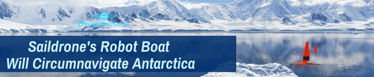 saildrone navigate antarctica