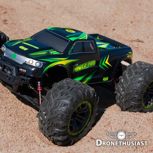 power pro 4x4 best rc truck for kids