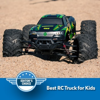 editor's choice best rc truck for kids