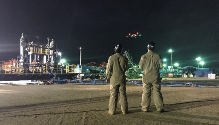bp will use drones for methane emissions