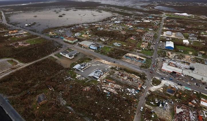drone hurricane