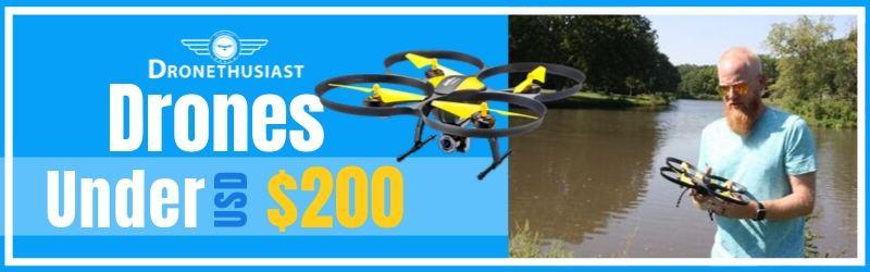 15 drones under 200 dlls
