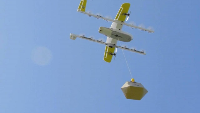 walgreens and wing partner for drone delivery