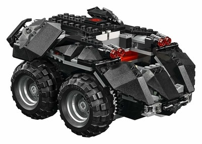 LEGO Superheroes Batmobile