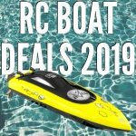 RC Boat Deals Featured